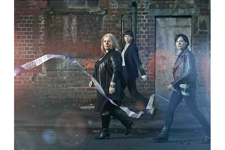 Abbott Vision, Channel 4, No Offence, drama, television, RTS, awards