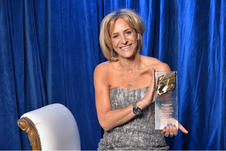 Emily Maitlis – Network Presenter of the Year