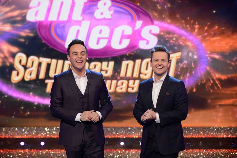 Ant and Dec, ITV, entertainment, television,