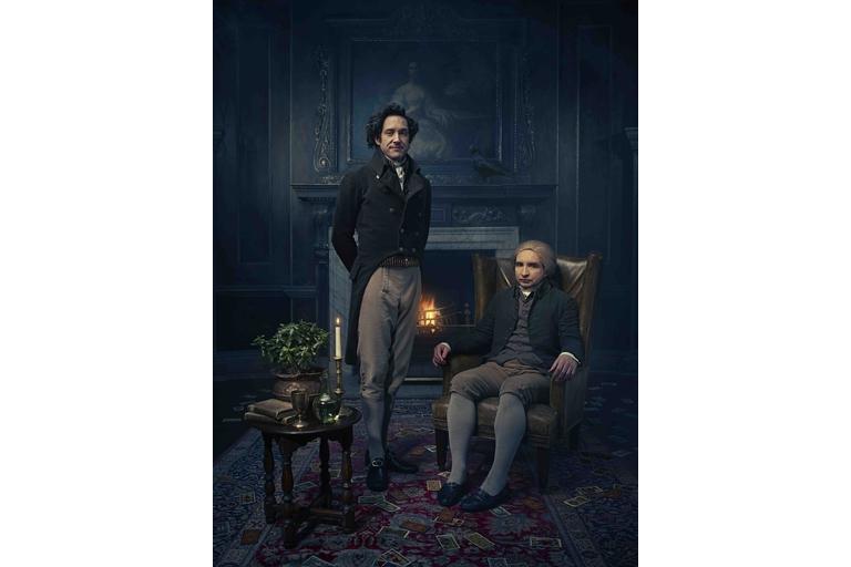 Jonathan Strange & Mr Norell