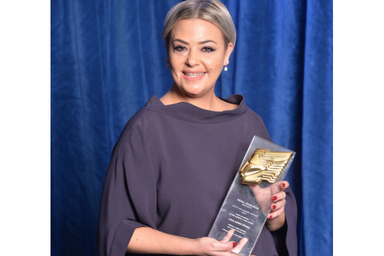 Lisa Armstrong (Credit: Richard Kendal)