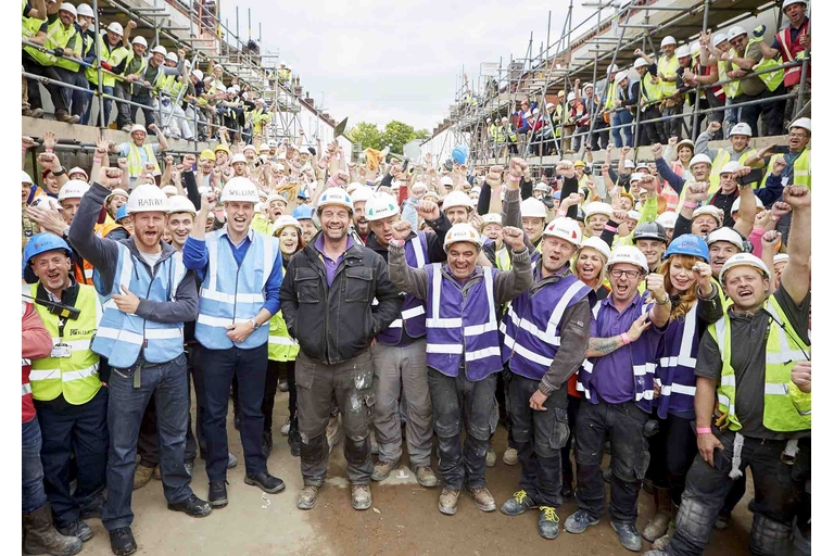 BBC One, BBC, factual, DIY SOS, television,