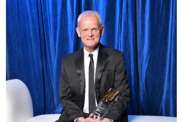 Outstanding Achievement Award: Robin Elias