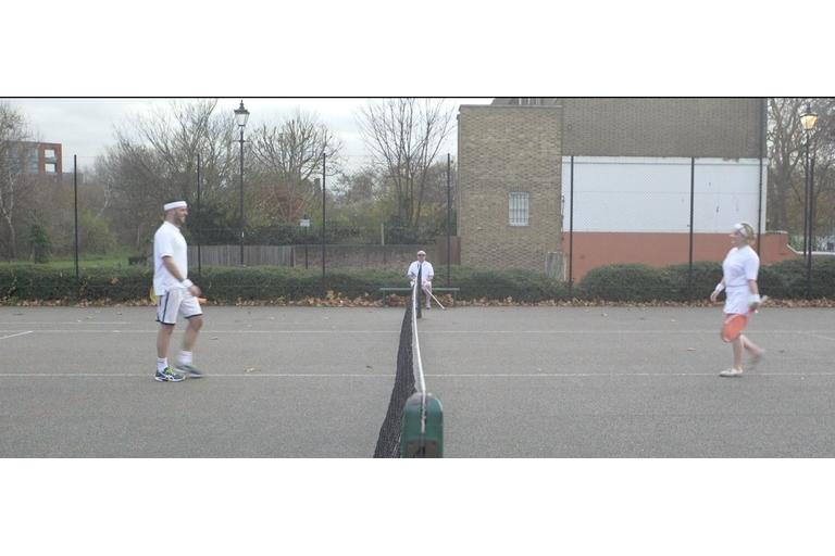 Undergraduate Short Form - I Love Tennis