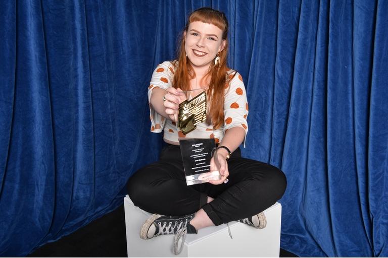Jade Elwood (Credit: Richard Kendal/RTS)