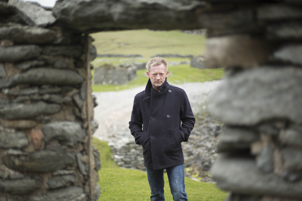 ouglas Henshall starred as DI Jimmy Perez in the Scottish BAFTA-winning drama Shetland (Credit: BBC/ITV Studios/Mark Mainz)