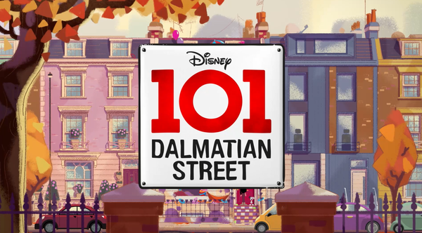 101 Dalmatian Street (Credit: Disney)