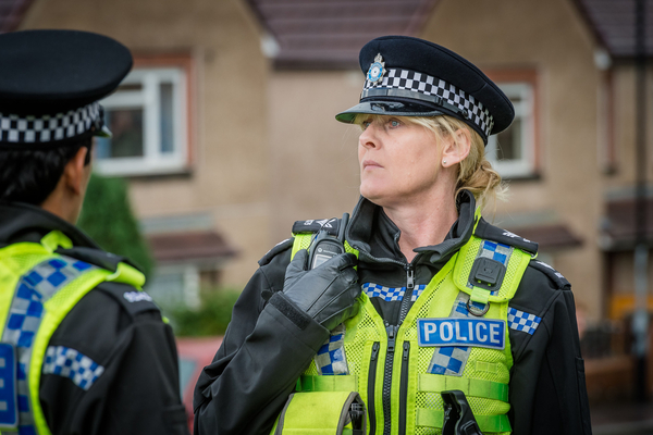 BBC, Happy Valley, Sarah Lancashire, Sally Wainwright