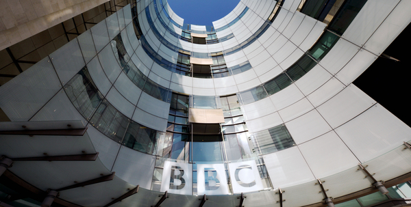 New Broadcasting House (Credit: BBC/Jeff Overs)