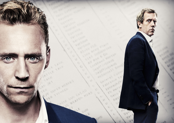 Hugh Laurie, Tom Hiddleston, BBC