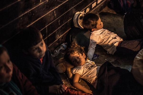 Exodus, BBC, Refugee