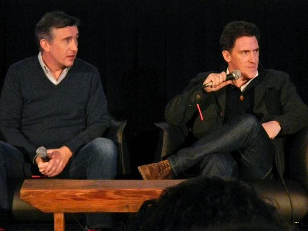 Steve Coogan, Rob Brydon, The Trip, Sundance, Spain