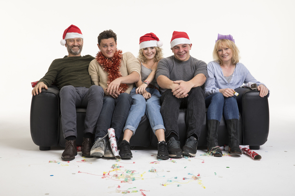 Outnumbered BBC 1 Xmas