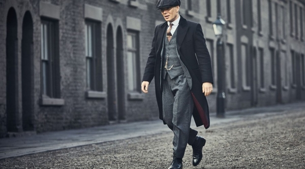 Peaky Blinders series 3 was set in the mid 1920s which cinematographer Laurie Rose enjoyed re-creating (credit: BBC/Caryn Mandabach/Robert Viglasky)