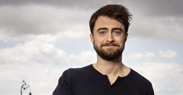 Daniel Radcliffe (Credit: BBC/Wall to Wall Media Ltd/Stephen Perry)