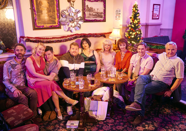 Gavin and Stacey returns for a Christmas Special (credit: BBC)