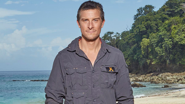 Bear Grylls (Credit: Channel 4)