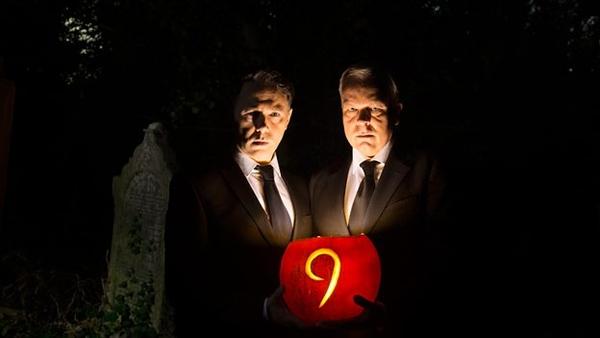 Reece Shearsmith and Steve Pemberton (Credit: BBC)
