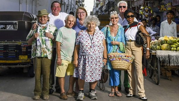 The Real Exotic Marigold Hotel
