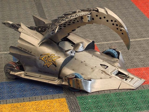 Robot Wars, Razer, BBC Two