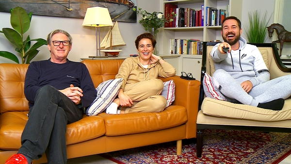 Adrian Dunbar, Vicky McClure and Martin Compston (credit: Channel 4)