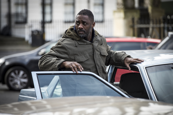 Idris Elba stars as detective John Luther