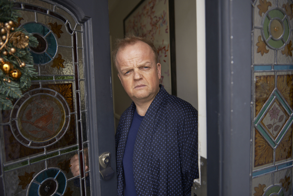 Toby Jones in Capital (Credit: BBC)