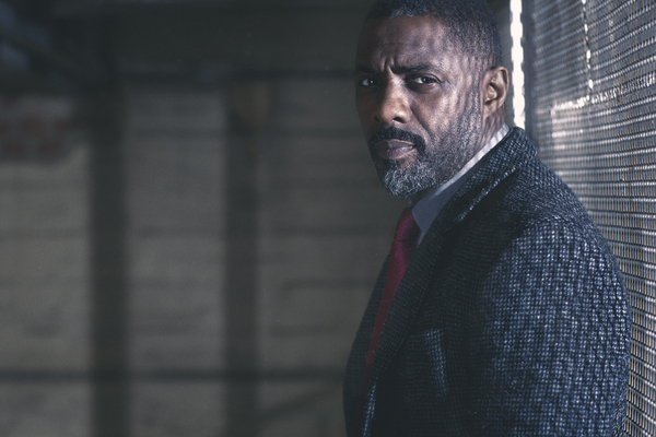 Idris Elba as John Luther