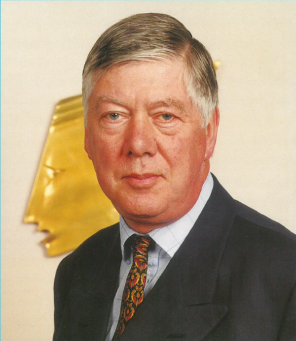 """""""Michael Bunce at the RTS in 2000"""""""