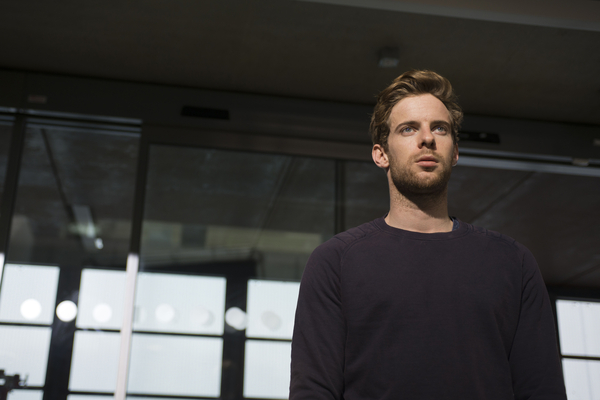 Luke Treadaway will play Matthew Webb in The Singapore Grip (Credit: Fortitude/Sky/Tiger Aspect Productions)