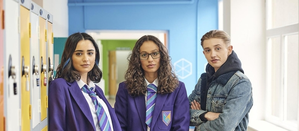 Yasmin Al Khudhairi, Robyn Cara and Ryan Dean (Credit: Channel 4)