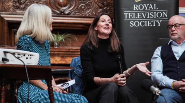 April Chamberlain, Lorna Martin and Stuart Hepburn (Credit: Ben Gallacher)