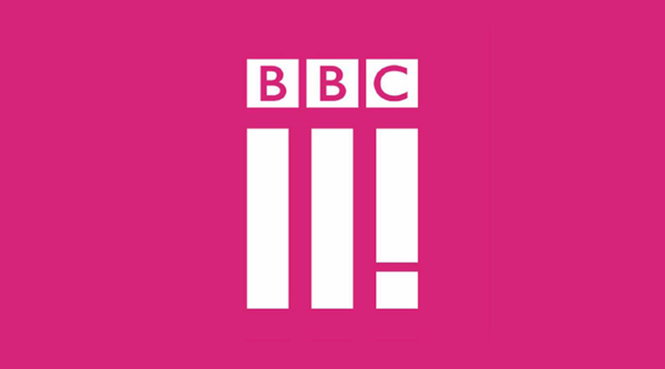 New BBC Three digital logo as channel heads online only