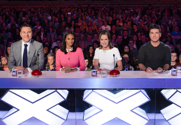 BGT, Britain's Got Talent, David Walliams, Alesha Dixon, Amanda Holden, Simon Cowell,