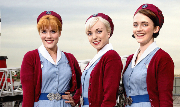 Call The Midwife (credit: Des Willie)
