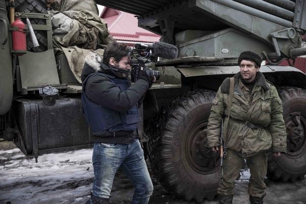 Camera Operator Olivier Sarbil