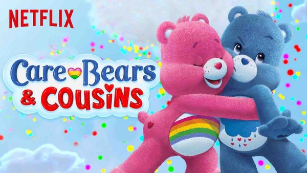 Netflix, Care Bears and Cousins, childrens television,