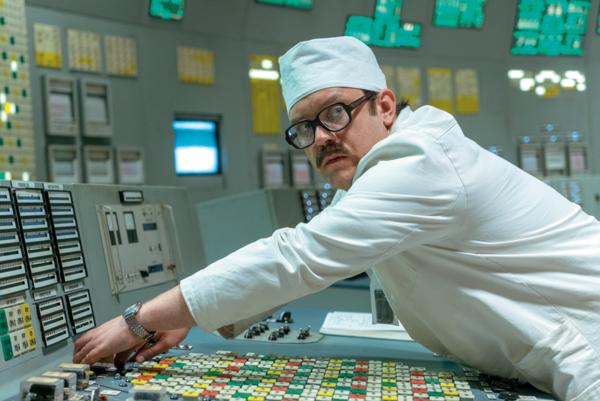 Scene from Chernobyl