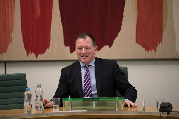 Damian Collins MP (Credit: Paul Hampartsoumian)