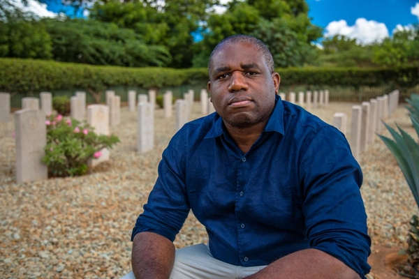 David Lammy (Credit: Channel 4)