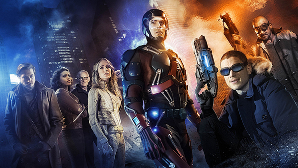 DC's Legends of Tomorrow starring Doctor Who's Arthur Darvill will appear on Sky 1 in 2016