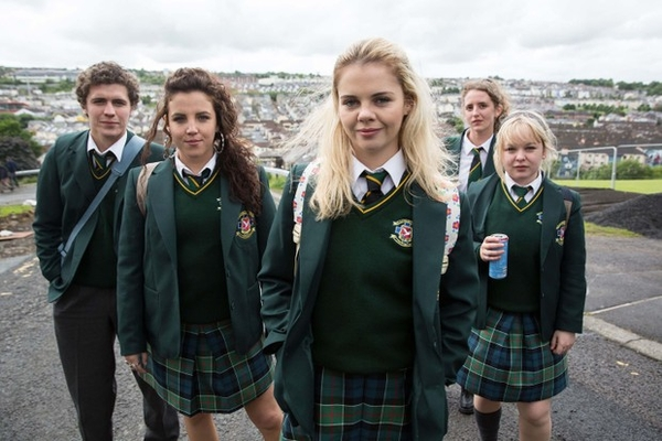 Derry Girls (Credit: Channel 4)