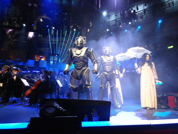 Doctor Who Proms 2013