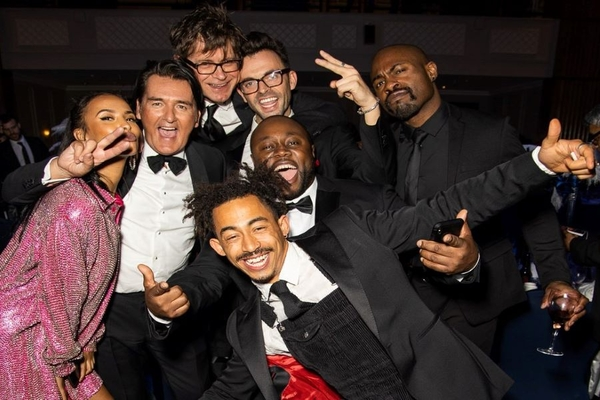 Don't Hate The Playaz at the Royal Television Society Awards (Credit: Paul Hampartsoumian)