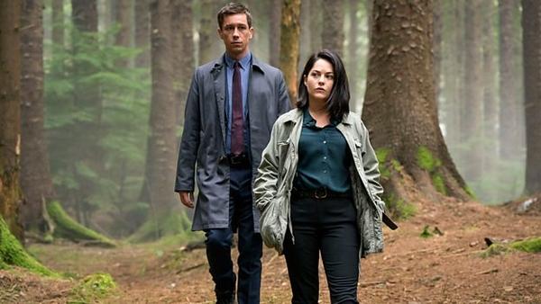 Killian Scott and Sarah Greene (Credit: BBC)