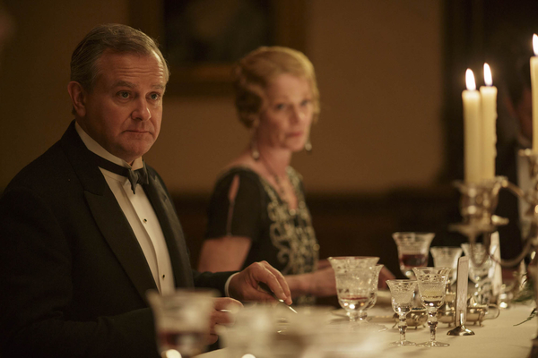 Downton Abbey, christmas, Hugh Bonneville,finale,