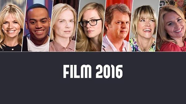 Presenters Zoe Ball, Ben Bailey Smith, Mariella Frostrup, Camilla Long, Paul Merton, Edith Bowman and Antonia Quirke (Credit: BBC)