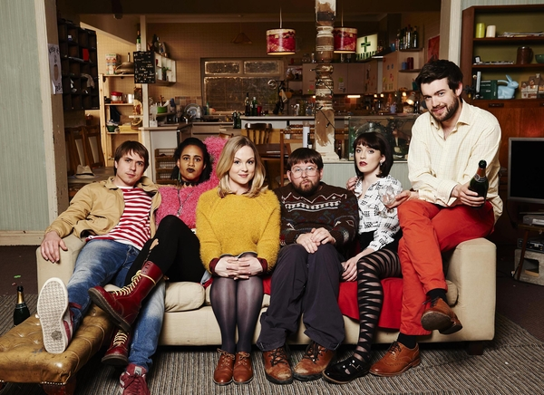 Channel 4, Fresh Meat, Jack Whitehall,