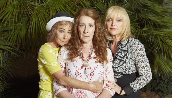 Girlfriends (Credit: ITV)