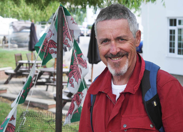 Griff Rhys Jones Great Welsh Adventure